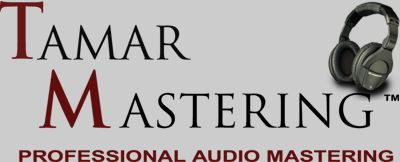 Tamar Mastering logo non-Flash version - inside pages